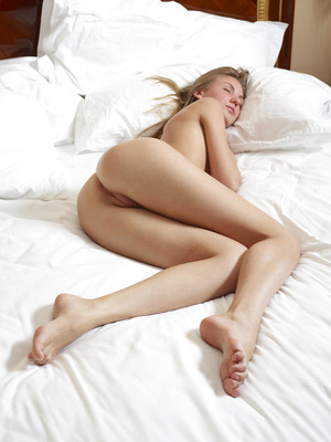 In bed naked How to